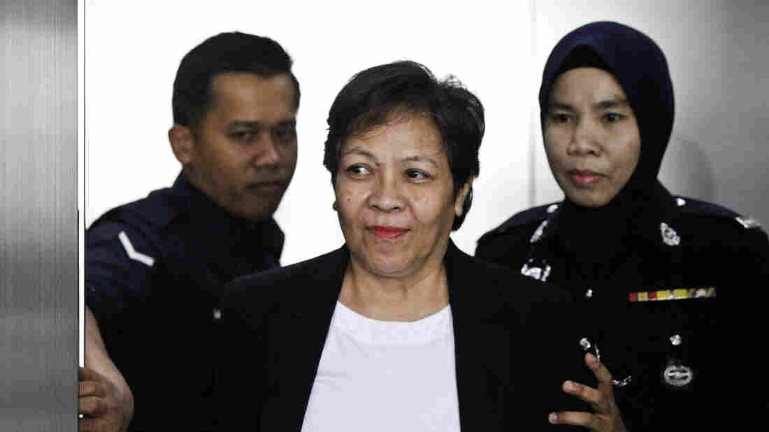 Australian woman sentenced to death in Malaysia over drugs
