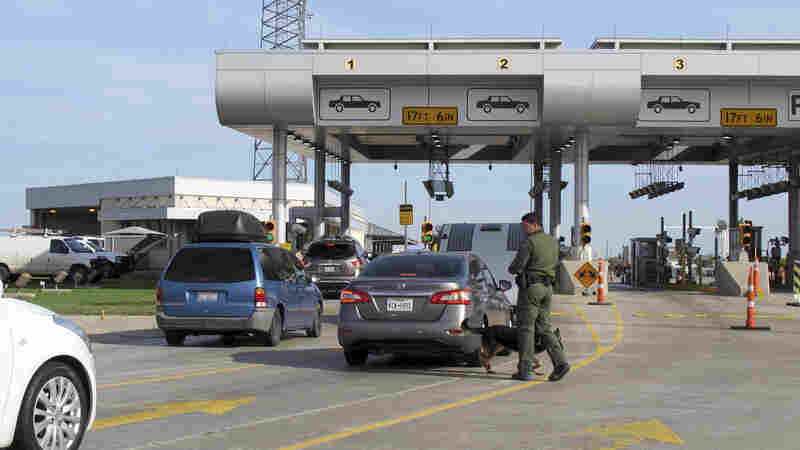 Border Patrol Shooting Death Of Immigrant Woman Raises Tensions In South Texas