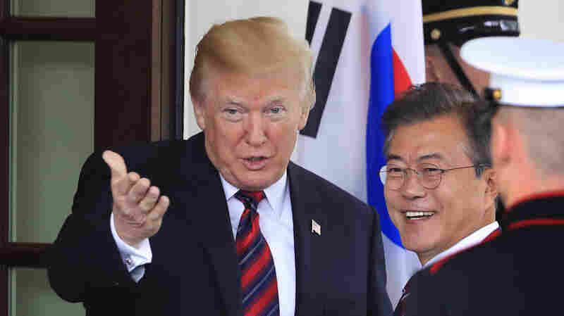 Trump Calls Off Summit Meeting With North Korean Leader