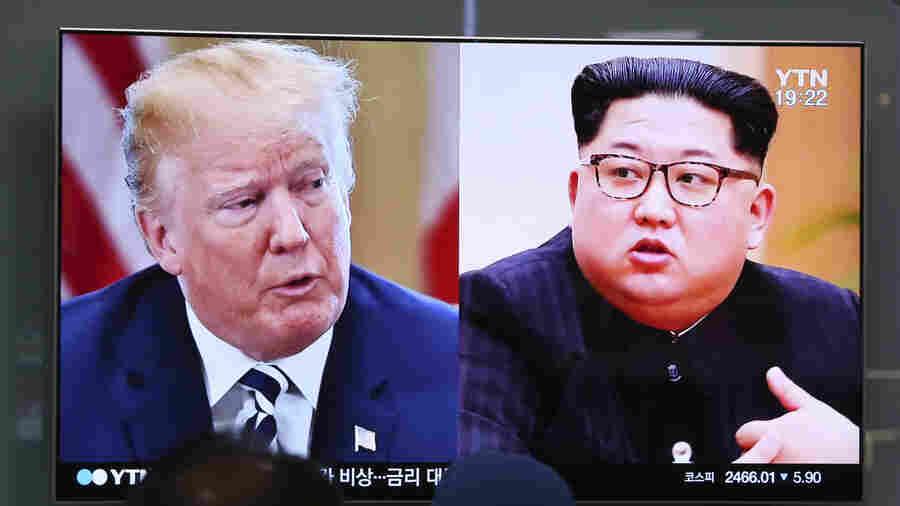 Trump Cancels Summit With North Korean Leader Kim Jong Un