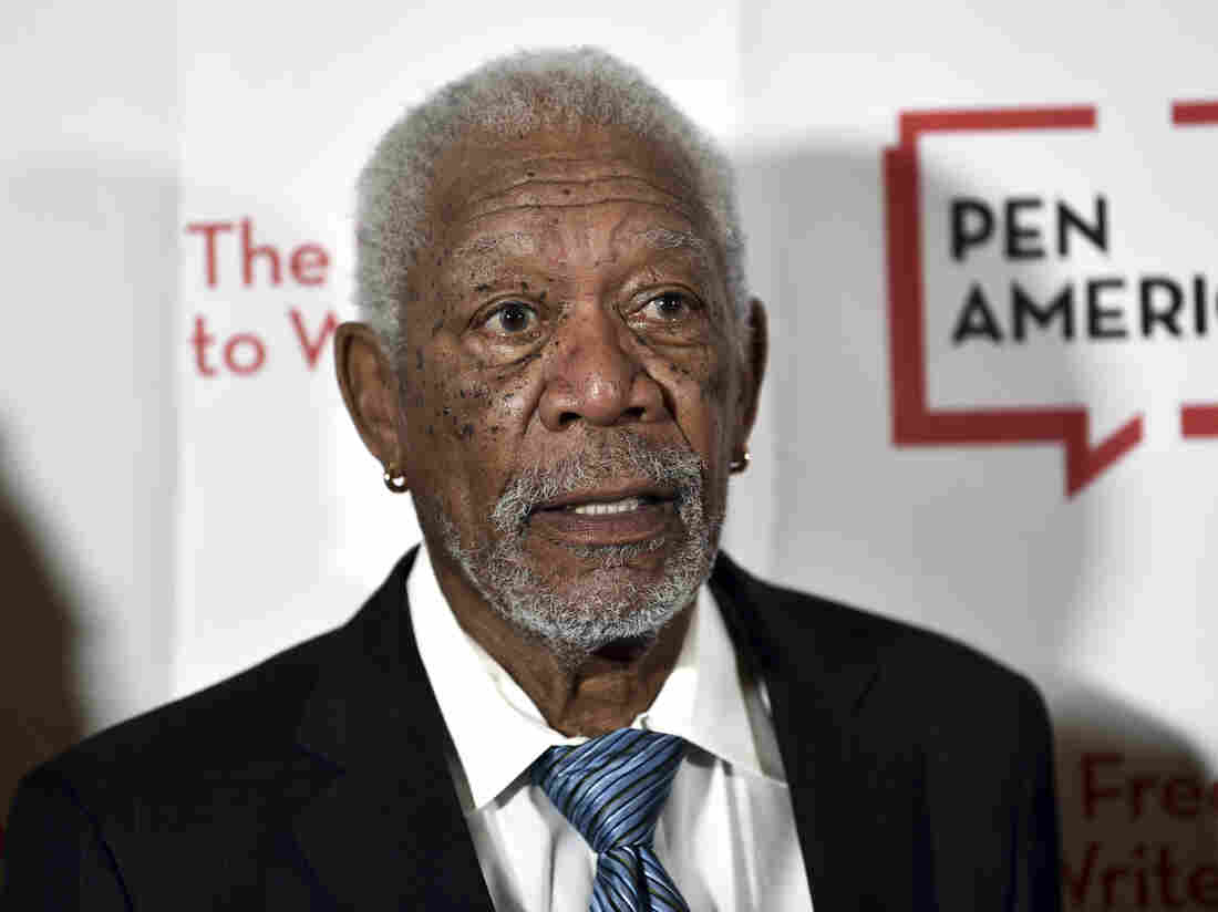 Morgan Freeman accused of workplace harassment