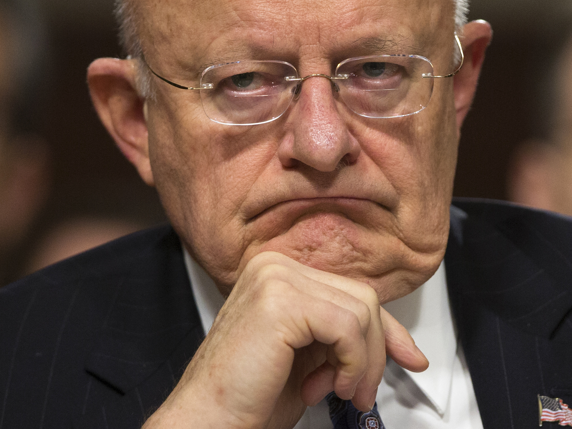 Former Director of National Intelligence James Clapper has been making public appearances all week as part of the tour for his new book