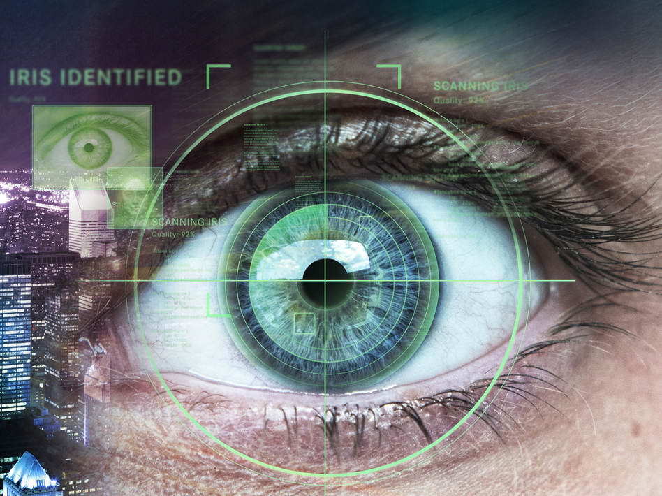 Biometric data is considered a special category requiring explicit consent under the EU's new General Data Protection Regulation law, which goes into effect Friday. (JaysonPhotography/Dermalog Identification Systems GmbH via AP)