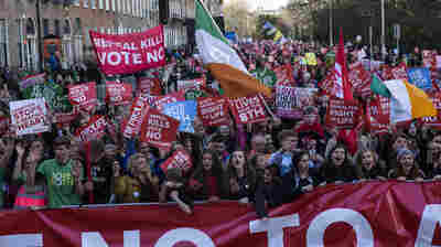 Ireland's Abortion Referendum Is Proving Deeply Divisive