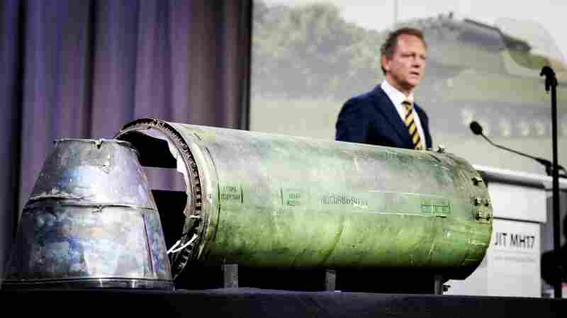 Missile That Downed MH17 Came From Russian Military, Investigators Say