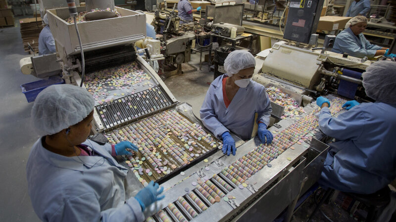 Saved In The NECCO Time! Bankrupt Candy Company Sold At