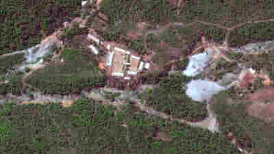 North Korea Demolishes Its Nuclear Test Site In A 'Huge Explosion'