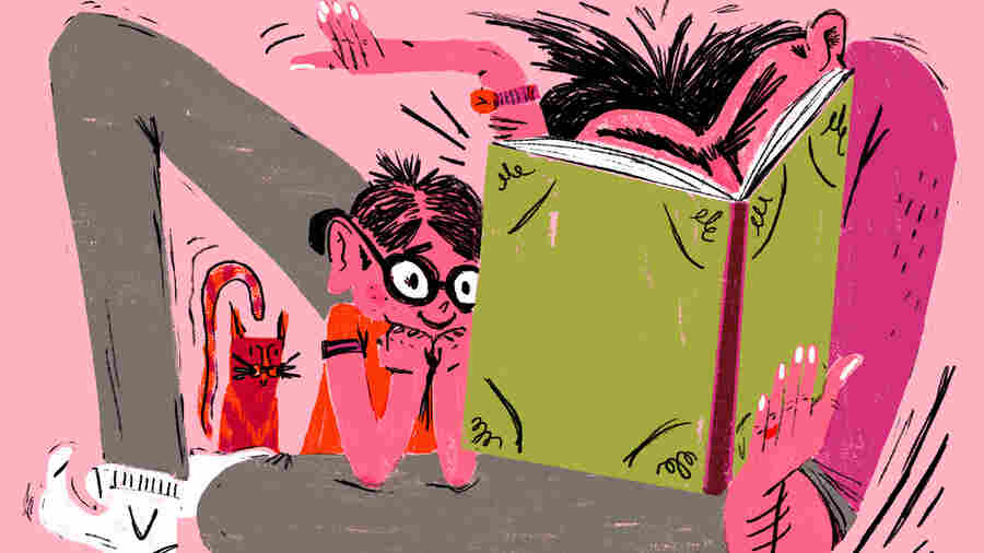 What's Going On In Your Child's Brain When You Read Them A Story?