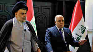 After Muqtada Al-Sadr's Surprise Win, Iraq's Political Leaders Try To Form Government