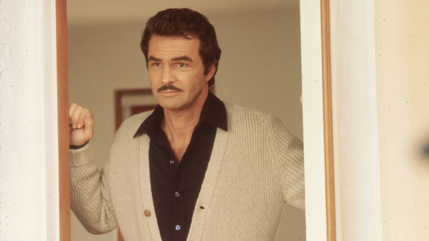 Burt Reynolds, Swaggering Star Actor, Has Died At 82 : NPR