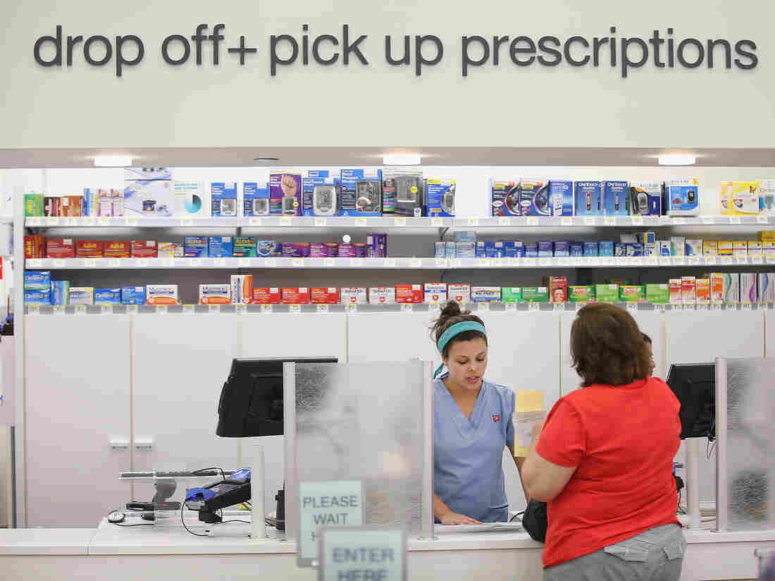 To Lower Your Medicare Drug Costs, Ask Your Pharmacist For The Cash Price | NPR