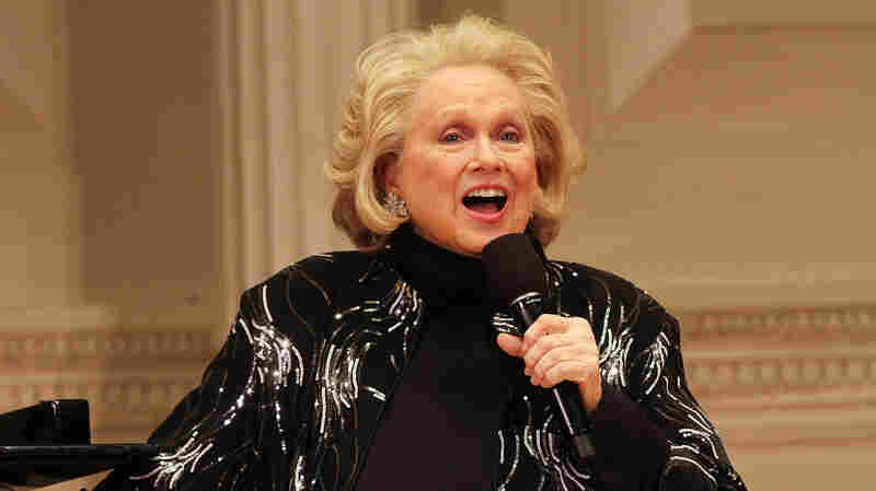 Barbara Cook On Piano Jazz