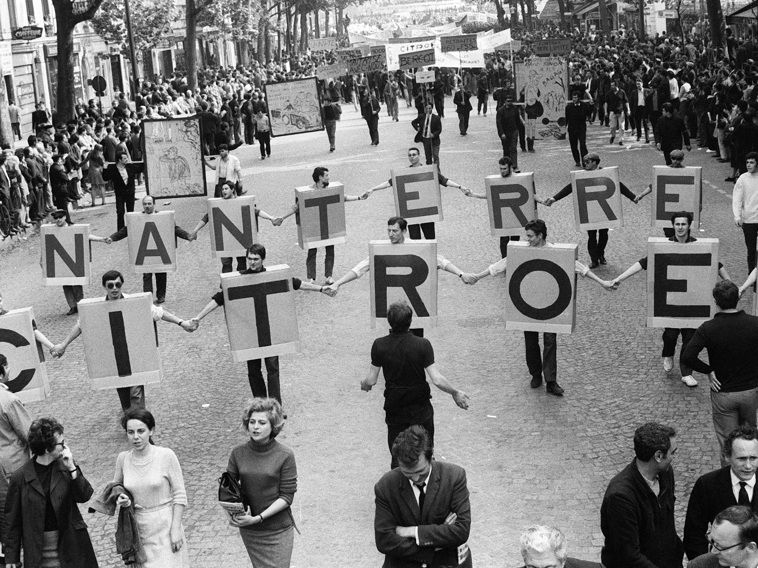 In France, The Protests Of May 1968 Reverberate Today — And Still ...