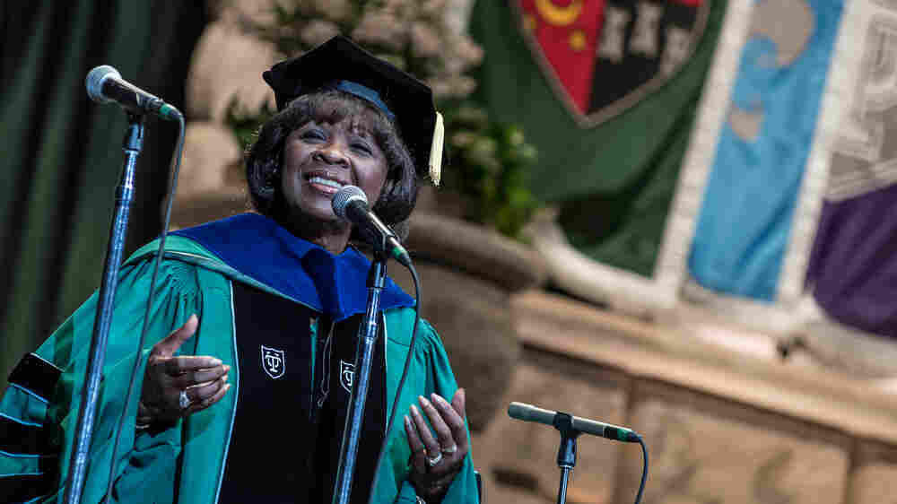 Soul Queen Irma Thomas Becomes A Doctor