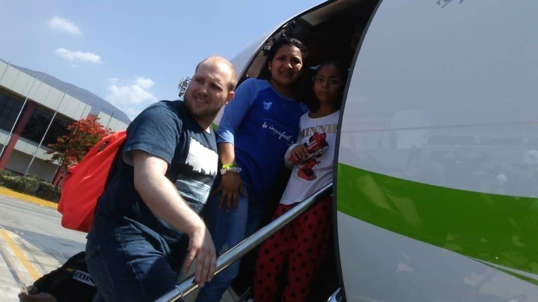 Joshua Holt, American Held In Venezuela, Is Welcomed Home