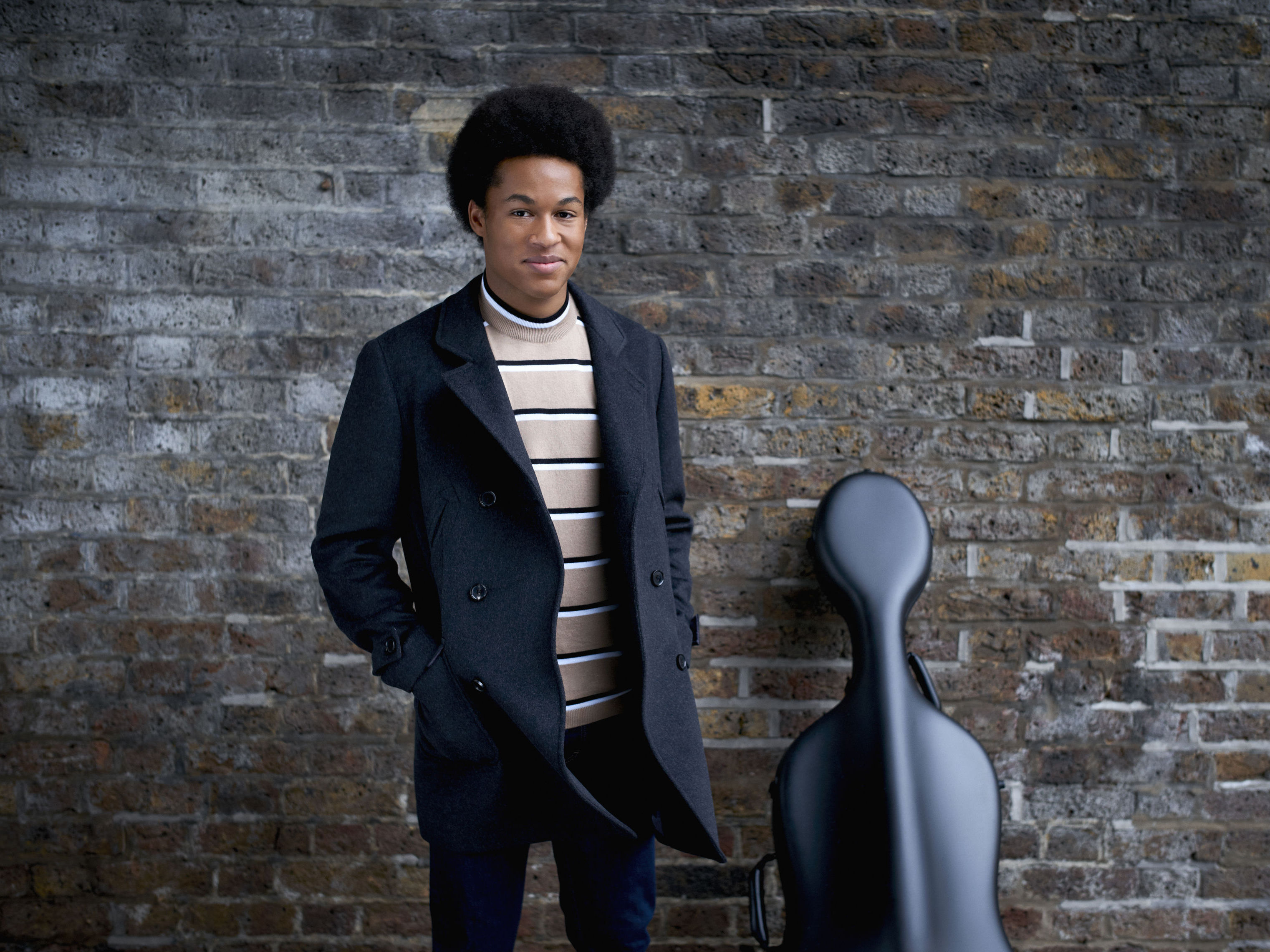 No Nerves From 19-Year-Old Royal Wedding Cellist