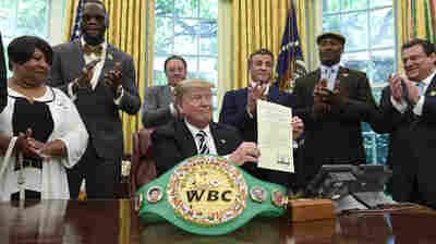 Trump's Moves May Mark A New Era Of The Celebrity Pardon