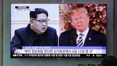 A U.S. Delegation Is In Talks With North Korea, According To The State Department
