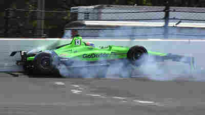 Danica Patrick's Indy 500 Crash Caps An Otherwise Groundbreaking Career