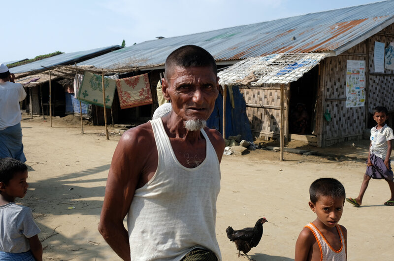 Deeply Disturbing' Conditions For Rohingya In Myanmar, And