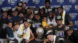 It's Déjà Vu All Over Again: Warriors To Meet Cavs In NBA Finals