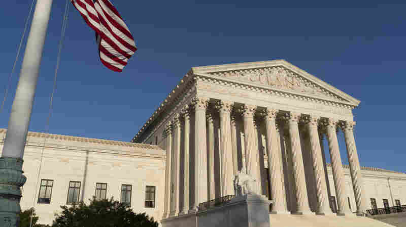 Supreme Court Leaves In Place Law That Effectively Bans Abortion By Pill — For Now