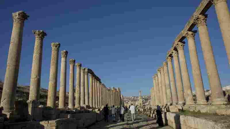 Scientists Use Lasers To Map An Ancient City In Jordan