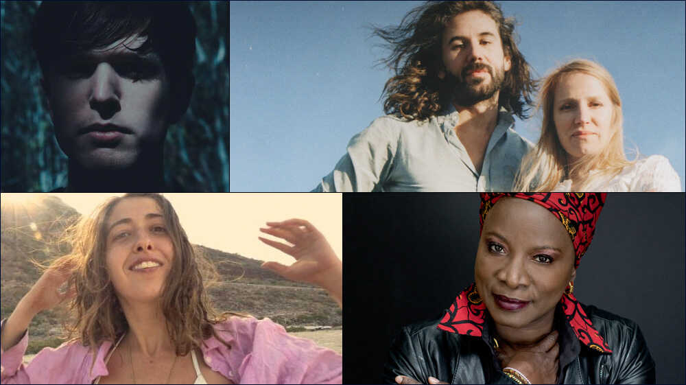 New Mix: James Blake, Luluc, Angelique Kidjo Covers Talking Heads