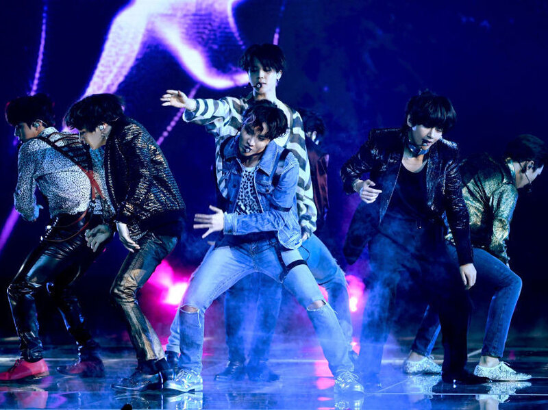 BTS Goes To No  1 On Billboard's Album Chart, A First For K