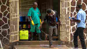From The Front Lines Of The Ebola War: Never Stop Going, Take It Slow