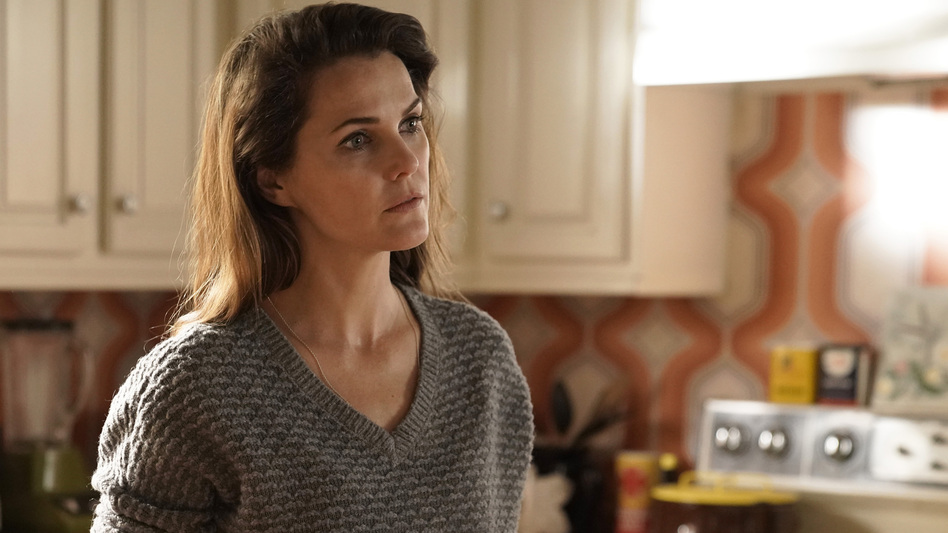 Keri Russell as Elizabeth Jennings. (Patrick Harbron/FX)