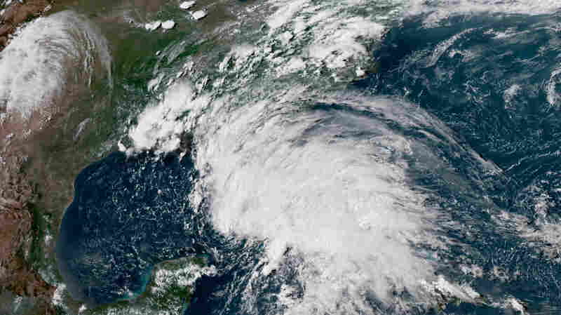Alberto's Rains Bring Dangerous Floods, Mudslides To Central And Eastern U.S.
