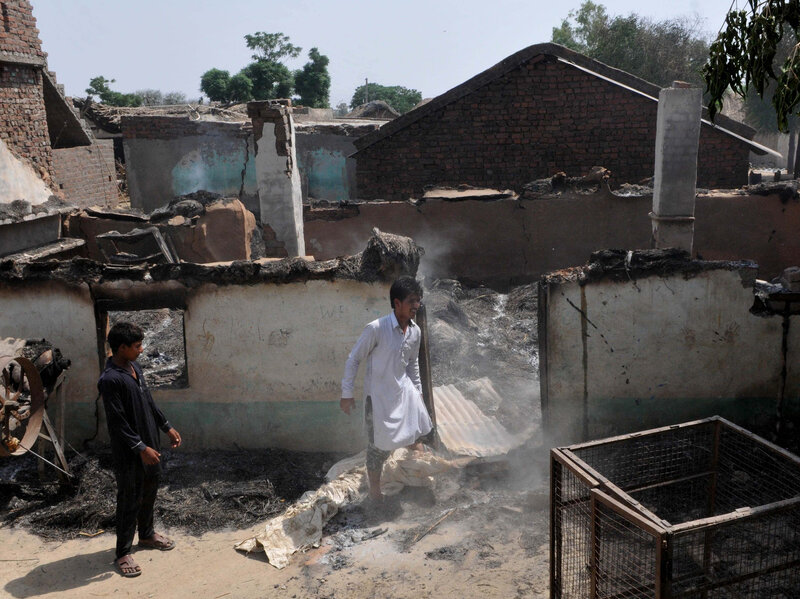 India Pakistan Agree To Kashmir Cease Fire After Months Of Cross
