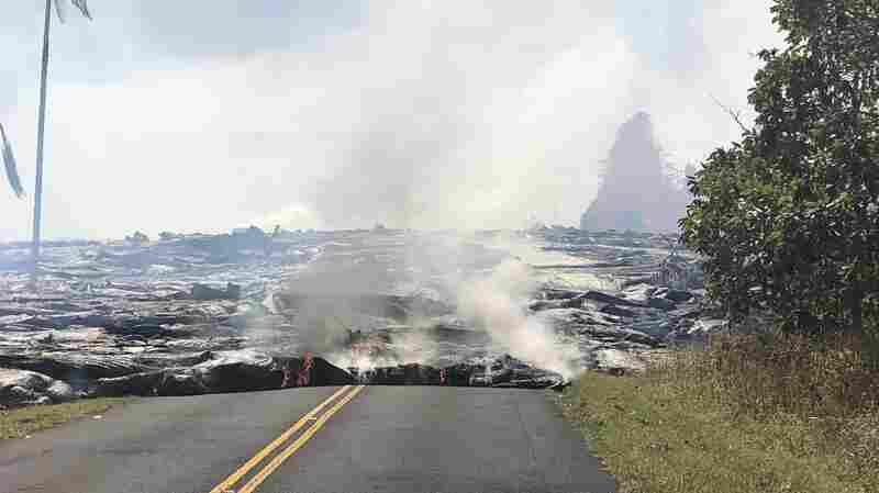 Hawaii's Volcanic Eruption Draws Scientific Interest