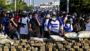 Weeks Into Unrest, Still More Bloodshed Roils Nicaragua's Cities