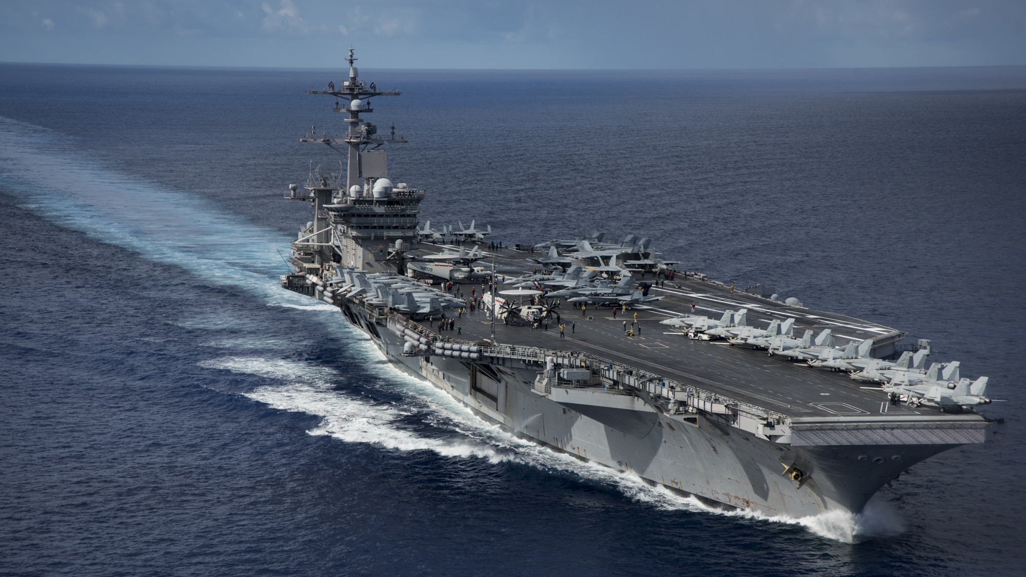 In Military Name Change, U.S. Pacific Command Becomes U.S. Indo-Pacific Command