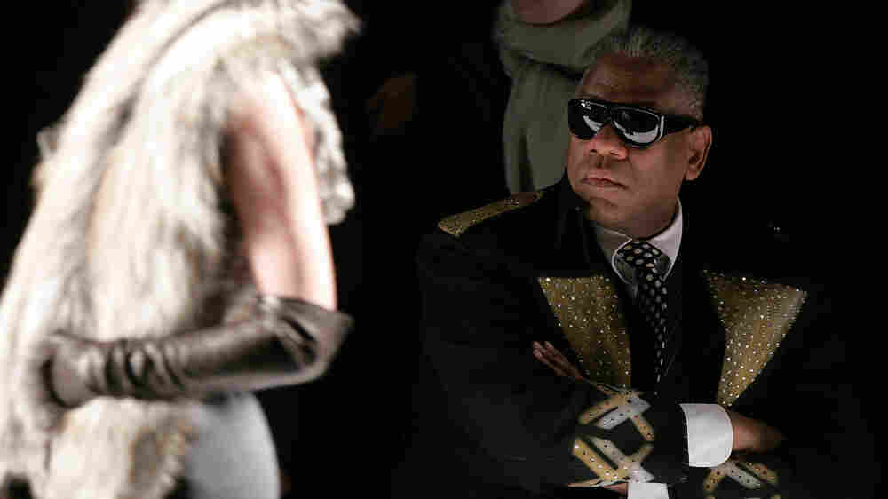 For 'Vogue' Titan André Leon Talley, Fashion Was A 'Gateway To The World'