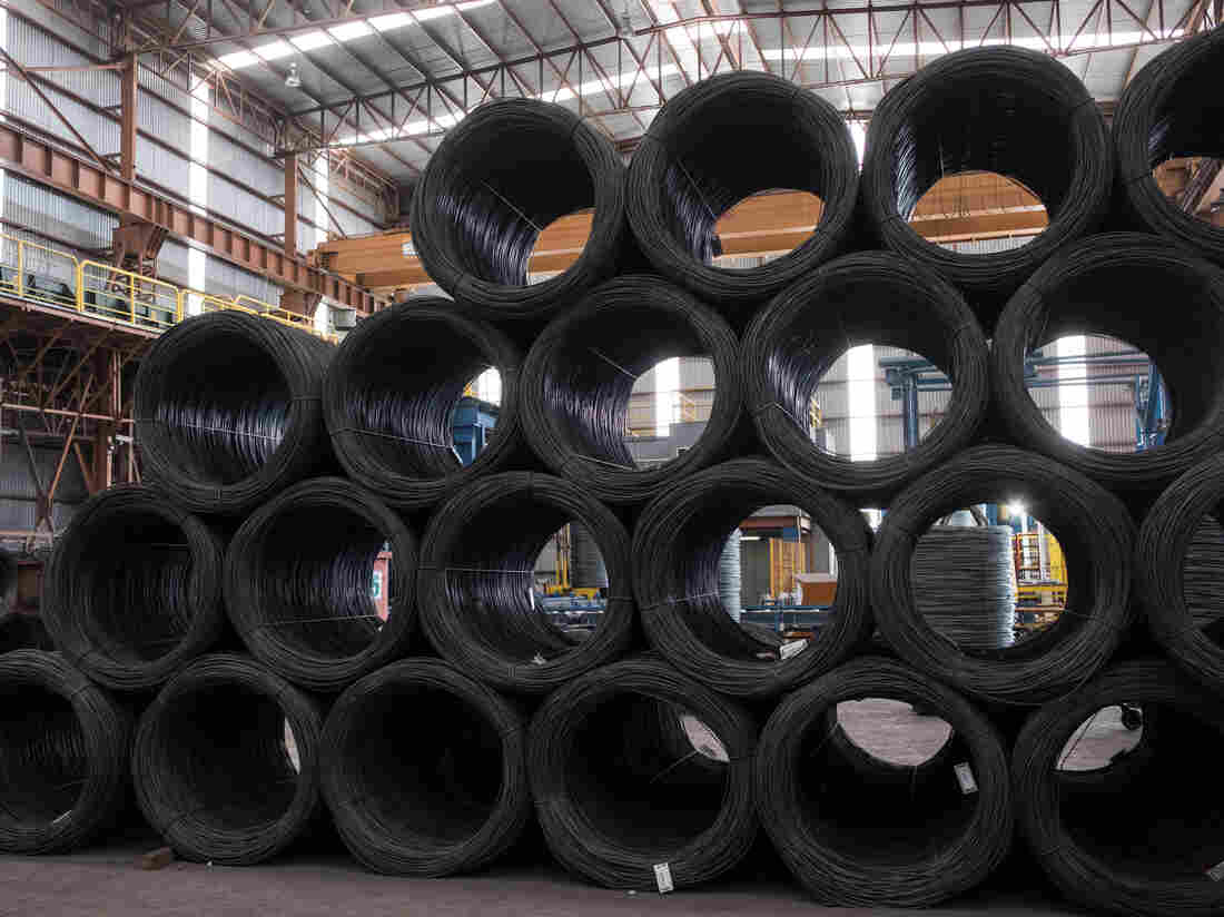 U.S. levies steel, aluminum tariffs on allies, risks trade war