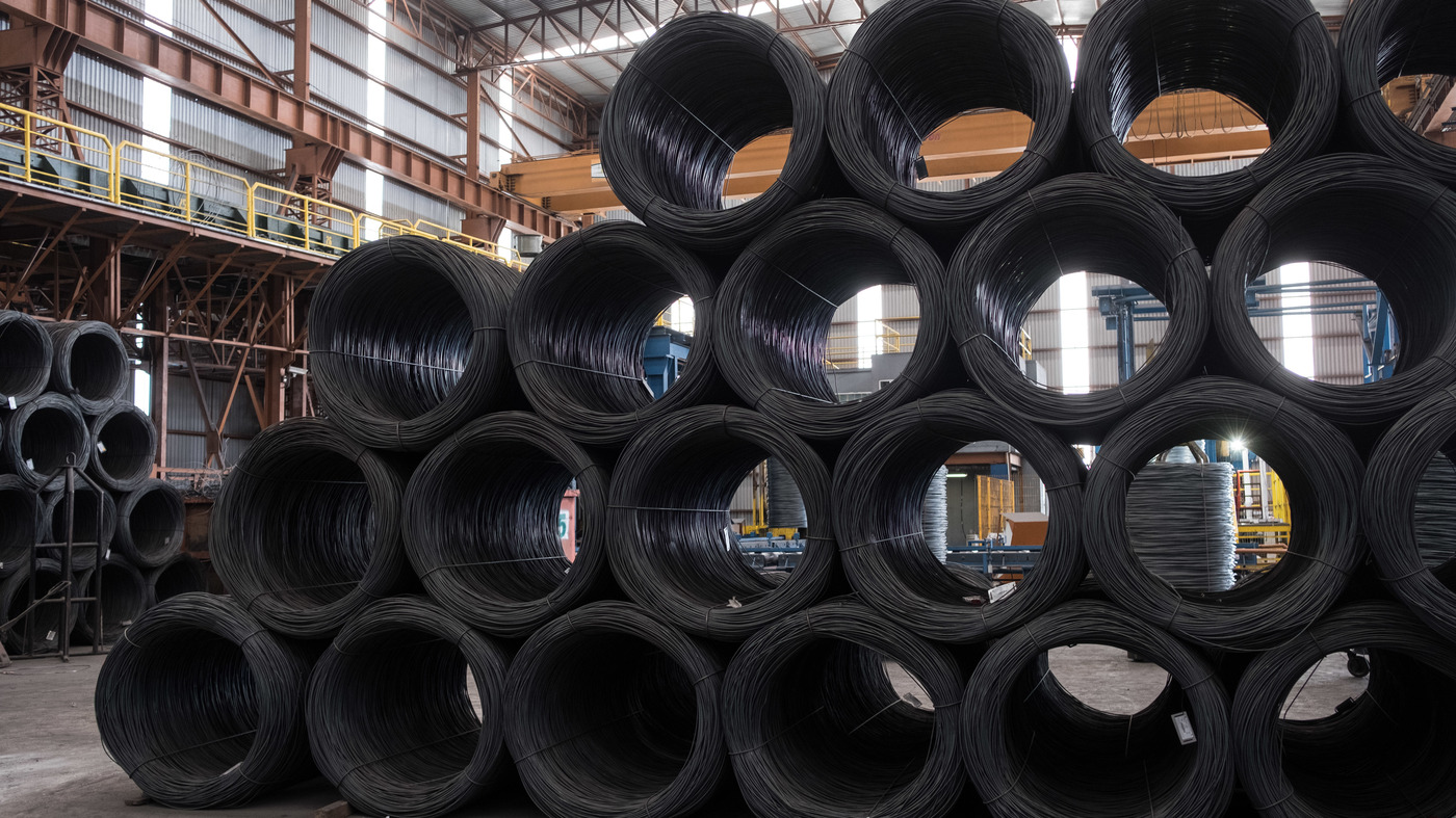 Steel Aluminum Tariffs On Us Allies Eu Canada And Mexico To Take Dangers Of Wiring Effect Friday Npr