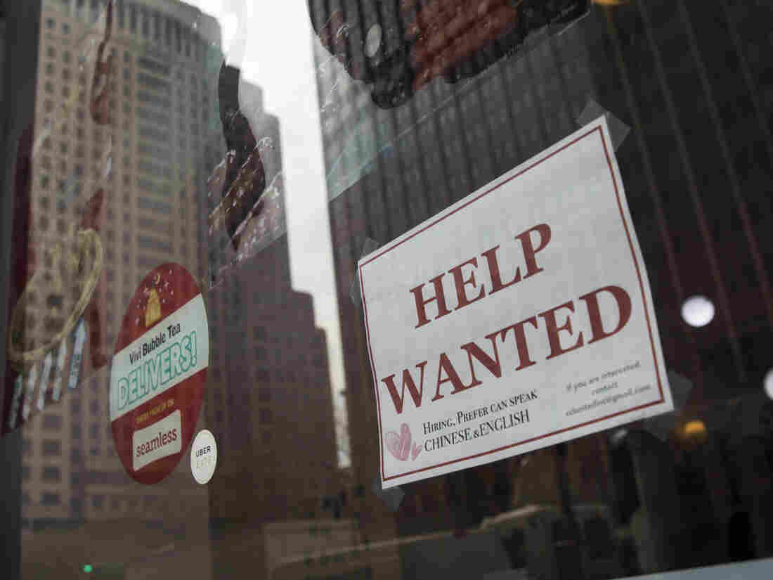 Unemployment Falls to 3.8 Percent in May, Wage Growth Remains Modest