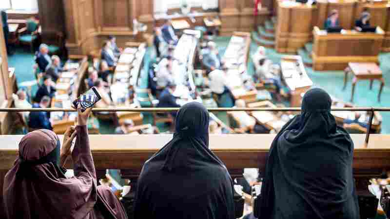 Denmark Bans The Burqa And Niqab