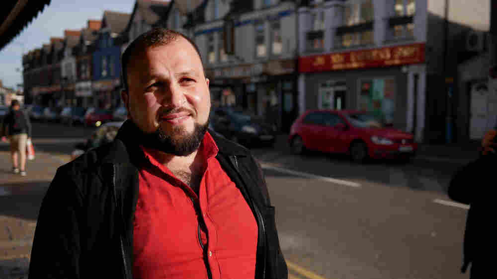 'Your Children Are Safe': A Town In Wales Welcomes Refugees From Syria