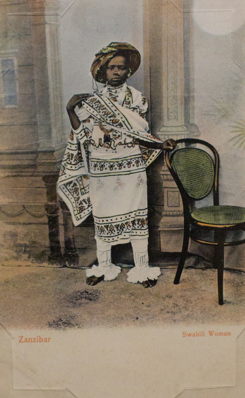 Smithsonian Exhibit Of Vintage African Postcards Reveals Surprising