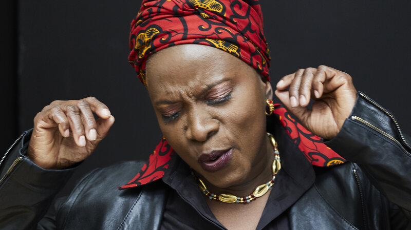 Angélique Kidjo Connects Talking Heads With Her African