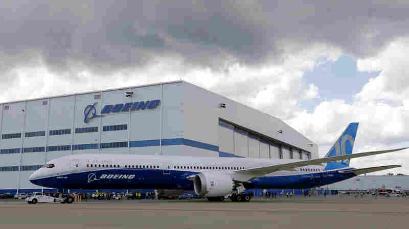 Boeing Workers At South Carolina Plant Vote To Unionize