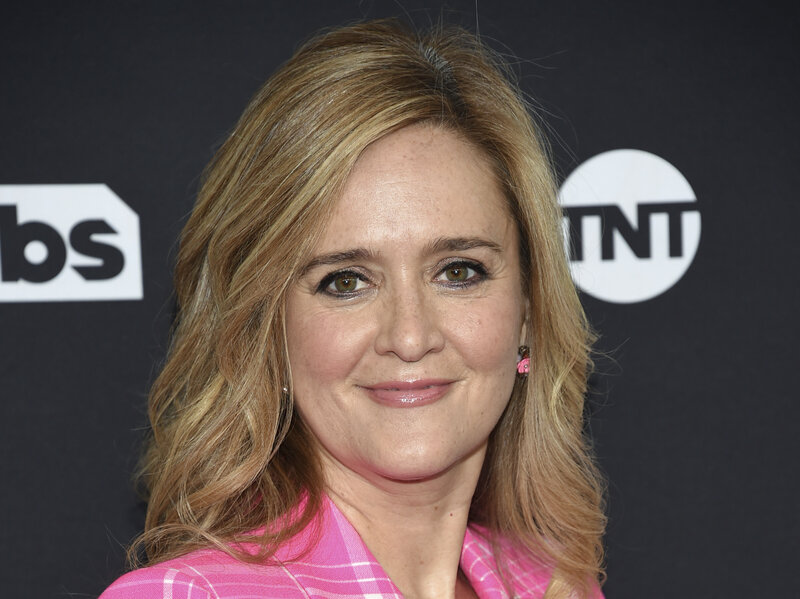 Samantha Bee: 'I Crossed A Line' In Using Expletive To