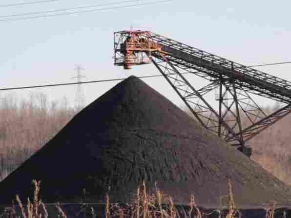 Department of Energy recommends bail out of failing coal plants
