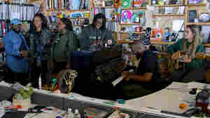 Daniel Caesar: Tiny Desk Concert