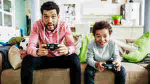 Admit It, Parents: You Play Favorites With The Kids