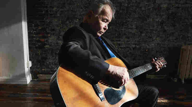 John Prine On World Cafe